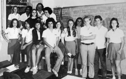 1972 - 2º ano do Colegial do Colégio Cruzeiro - Centro
