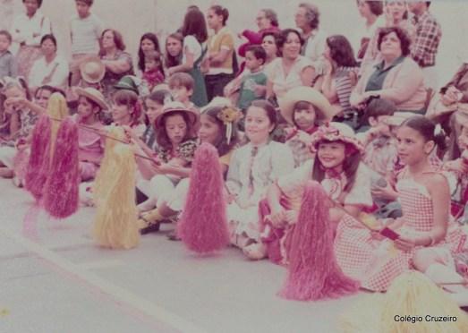 1979 - Festa Junina do Colégio Cruzeiro - Centro