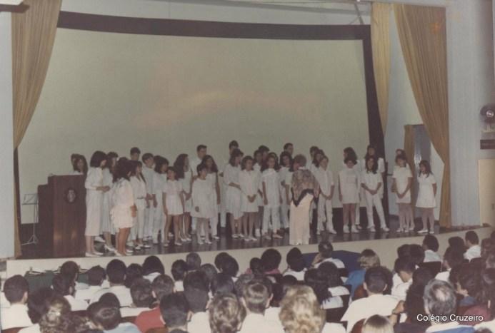 1990 - 3º Encontro de Corais da Escola Naval