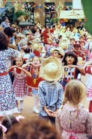2001 - Festa Junina no Colégio Cruzeiro - Centro
