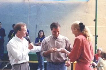 2002 - Lançamento do CD em Alemão do Colégio Cruzeiro - Centro