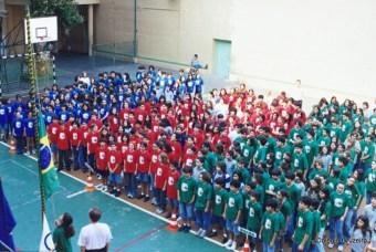 2004 - Olimpíada do 1º ao 4º ano do Ensino Fundamental do Colégio Cruzeiro - Centro