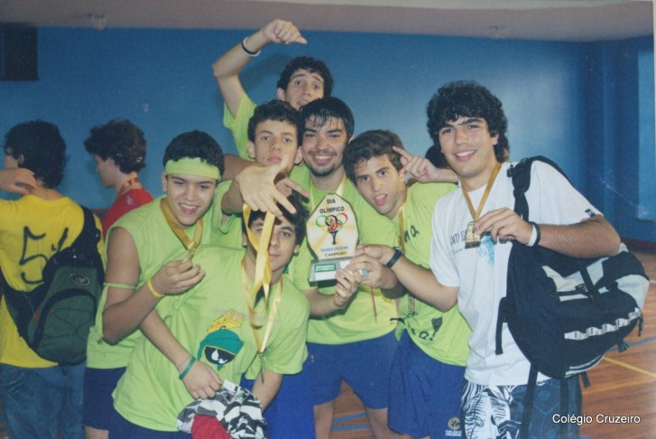 2005 - Dia Olímpico do Colégio Cruzeiro - Centro