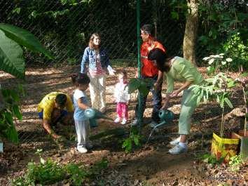 2006 - Dia da Família do Colégio Cruzeiro - Jacarepaguá