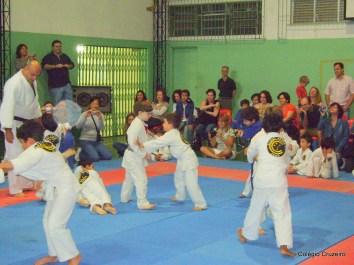 2009 - Judô no Colégio Cruzeiro - Centro
