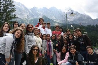 2010 - Viagem de estudos à Alemanha do Colégio Cruzeiro - Jacarepaguá