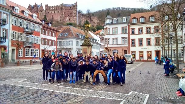 2015 - Viagem de Estudos à Alemanha do Colégio Cruzeiro - Jacarepaguá
