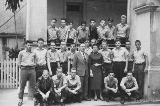1957 - Turma de Ginásio Masculino