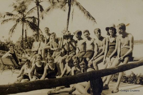 1932 - Passeio em Paquetá