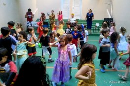 2012 - Carnaval no Colégio Cruzeiro - Centro