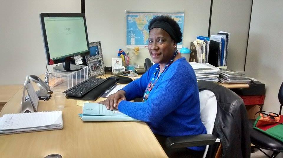 Uma advogada e Educadora Física atuando junto a gestão de documentos do DAEE:  Ângela Maria de Souza (1/4)