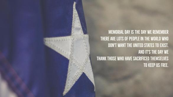 Memorial Day Tribute Quotes And Sayings