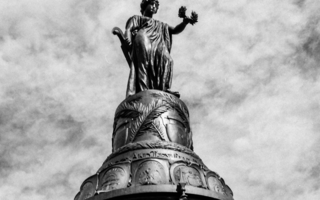 Confederate Memorial, Arlington National Cemetery, Washington, DC