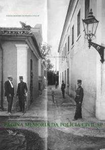 Antigo Presídio Tiradentes, nos anos 30.