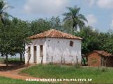 Antigo prédio da Delegacia de Políca do Bairro Japura, Município de Tabapuã/ SP.