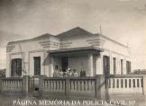 Delegacia de Polícia e Cadeia Pública do Município de Palmital/SP, em 1.947.