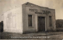 Posto Policial de Nhandeara.