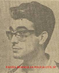 "Delegado de Polícia do DI- DEIC- DEGRAN, Hélio Tavares ""HT"", nas décadas de 60, 70 e 80."