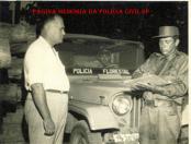 Polícia Ambiental, da Secretaria da Agricultura, passando para a Polícia do Estado de São Paulo, em 1.949, com a denominação de Polícia Florestal.