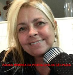 Faleceu hoje, a Investigadora de Polícia da Seccional de São Bernardo do Campo, Claudia Julião, filha do Delegado aposentado Roberto João Julião.