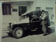 Delegacia do Município de Bragança Paulista, na década de 60.