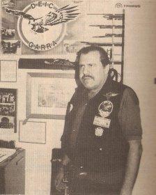 Investigador Gaucho do GARRA.