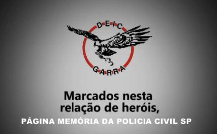 Emocionante vídeo sobre os combatentes do GARRA que partiram: http://www.youtube.com/watch?v=onQVmak2yXw&hd=1