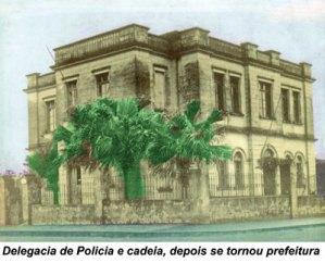 Antiga Delegacia de Polícia e Cadeia Pública de Tambaú.
