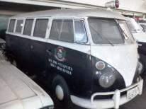 Viatura VW- Kombi, década de 70.