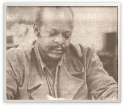 O lendário Chefe dos Investigadores da Delegacia de Roubos (Kilo)- DISCCPAT- DEIC Deodato, década de 60.