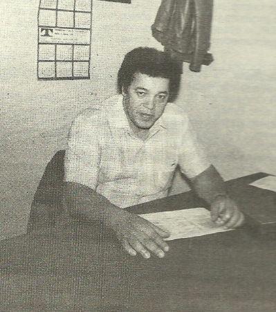 Santão, encarregado da Divisão de Entorpecentes do Deic (anos 80)