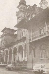 Antigo DEGRAN, no Palácio das Indústrias, no Parque D. Pedro.