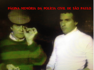 Apreensão de pedras biliares pelo CERCO Centro em 1.985. Entrevista concedida para o repórter Goulart de Andrade do programa Comando da Madrugada, pelo então Investigador José Ernesto Aguirre.