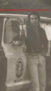"""Faleceu na manhã de hoje, após se submeter a uma cirurgia abdominal, o Investigador Rubens Camargo """"Camarguinho"""" Velório no cemitério do Tremembé, enterro às 14 hs."""