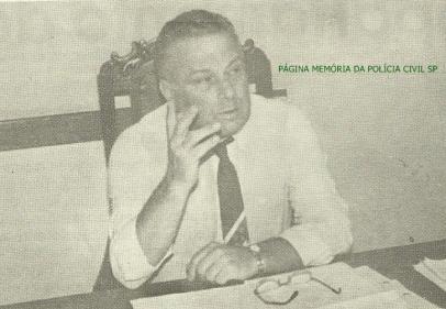 Delegado de Polícia Ernesto Milton Dias.