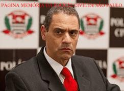 Faleceu vítima de latrocínio, na madrugada de hoje, 14/01/16, na região do ABC, o Delegado Titular do 90º DP, Dr José Antônio do Nascimento.