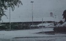 Academia de Polícia- ACADEPOL, na Praça Reynaldo Prochat, nº 219, Cidade Universitária, em 1970. (enviado pelo Delegado de Polícia Luciano Manente).
