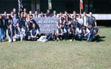 Turma de Formação Técnico Profissional de Auxiliar de Papiloscopia da ACADEPOL de 1.998