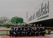 Turma do Curso de Formação Técnico- Profissional de Delegado de Polícia, ano de 2.012. (Acervo do Delegado Akhenaton Nobre).