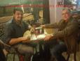 """Na linha do tempo, Professor da Acadepol Investigador Steiner Mattos, atualmente no DEIC, confraternizando o aniversário do pai, Investigador da Delegacia Anti Sequestro de Santos, que na década de 70, oriundo da ROTA- PM, trabalhou no GARRA e Delegacia de Roubos do DEIC """"Kilo"""". https://www.facebook.com/MemoriaDaPoliciaCivilDoEstadoDeSaoPaulo/photos/a.578187122303863.1073741885.282332015222710/1217323978390171/?type=3&theater"""