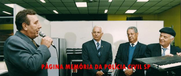 Delegados de Polícia Paulo Roberto De Queiroz Motta, Claudinei Pascoeto, Armando Soares de Almeida e Djahy Tucci Junior, à época respectivamente Diretor da CIRETRAN, Diretor do DEINTER 1, Diretor da Divisão do Interior do DETRAN e Delegado Seccional, na inauguração da nova sede da CIRETRAN de São José dos Campos, em 2.004.