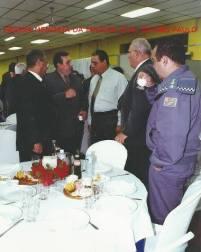 Inauguração da nova sede da CIRETRAN de São José dos Campos, em 2.004: À partir da esquerda, Delegados de Polícia Armando Soares de Almeida (Diretor da Divisão do Interior do DETRAN) e Paulo Roberto De Queiroz Motta, à época Diretor da CIRETRAN; Deputado Estadual Roberto Alves; Delegado Fábio Cesnik e Comandante da Polícia Militar de SJC.