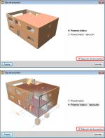 Memorias CTE. Opción -Selección de documentos a imprimir o exportar