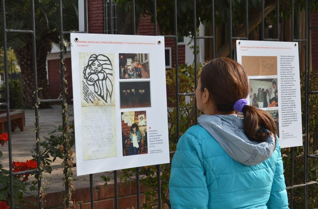 Domingo 26 de mayo: Celebración del día del patrimonio en la población Santiago