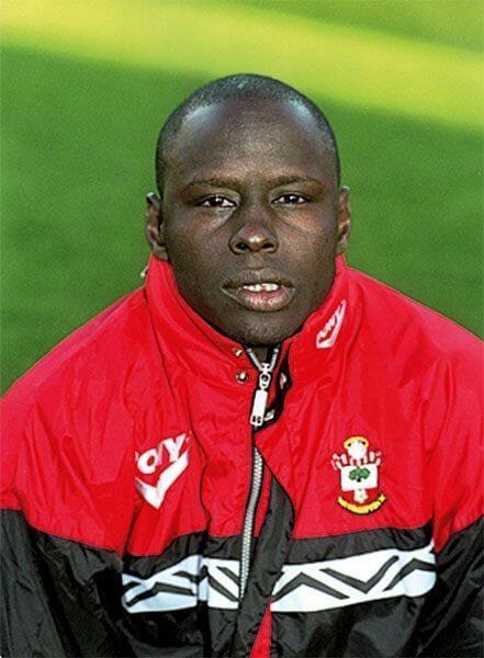 Ali Dia, Southampton en 1996