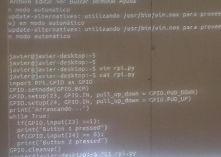 Python en la FLISoL 2017