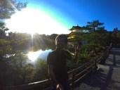 Templo Dorado - Kyoto - Japón