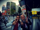 Viejo Otaku en Akihabara - Tokyo - Japón