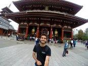 Sensoji Temple - Tokyo - Japón