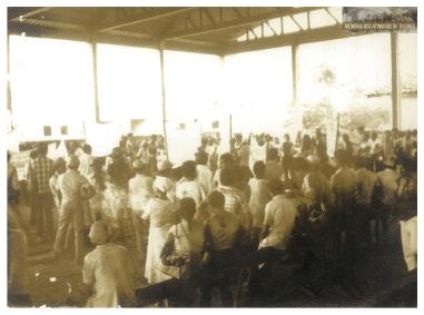 10 - Segundo Acampamento - Memoria dos Atingidos de Tucuruí